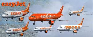 Cómo modificar el nombre y vender tu billete de vuelo con Easyjet