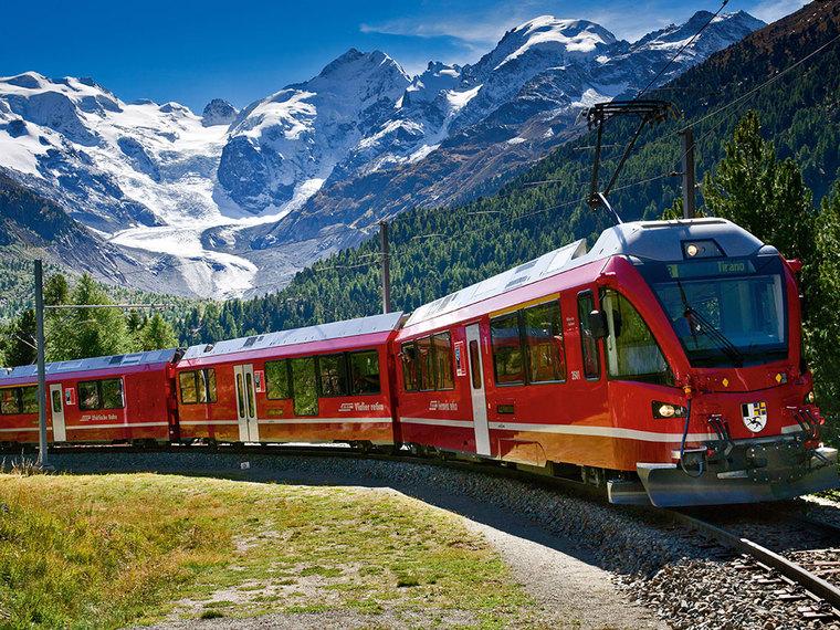 8 rutas para viajar en tren por Europa 3