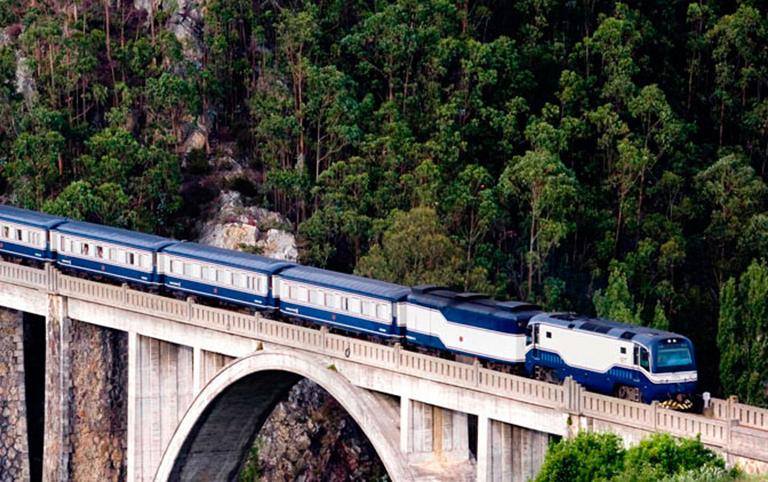8 rutas para viajar en tren por Europa 2