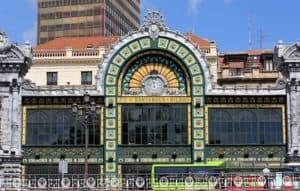 Estación de tren Bilbao- Abando Indalecio Prieto. Como llegar, teléfonos y servicios