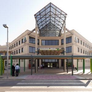 Estación de tren Ciudad Real - Central. Como llegar, teléfonos y servicios 1