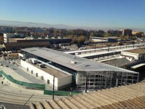 Estación de tren Granada - Andaluces. Como llegar, teléfonos y servicios 1