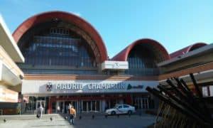 Estación de tren Madrid Chamartín. Como llegar, teléfonos y servicios 2