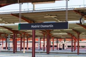 Estación de tren Madrid Chamartín. Como llegar, teléfonos y servicios 3