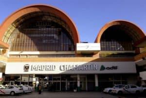 Estación de tren Madrid Chamartín. Como llegar, teléfonos y servicios
