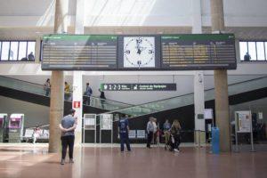 Estación de tren Puertollano. Como llegar, teléfonos y servicios 2