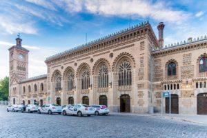 Estación de tren Toledo. Como llegar, teléfonos y servicios 3