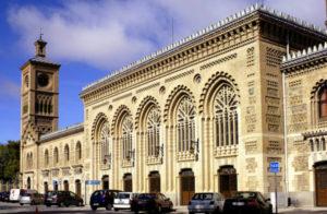 Estación de tren Toledo. Como llegar, teléfonos y servicios