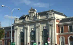 Estación de tren Valladolid Campo Grande. Como llegar, teléfonos y servicios 3