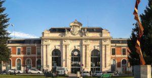 Estación de tren Valladolid Campo Grande