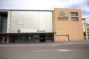 Estación AVE en Córdoba