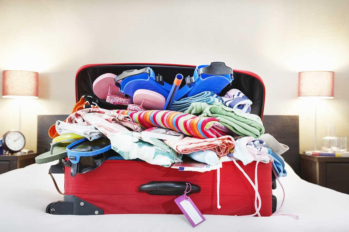 Trucos para preparar la maleta perfecta en tu viaje en tren 5