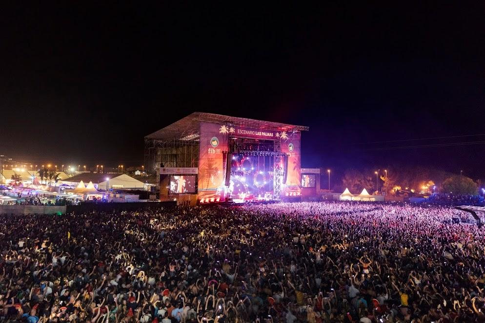 Festivales de música en verano 2018 en España 3