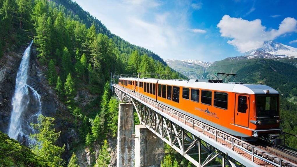 8 rutas para viajar en tren por Europa 5