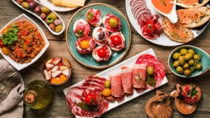 Festivales y fiestas gastronómicas en España