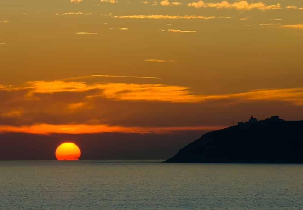 Las 10 mejores puestas de sol de España 4