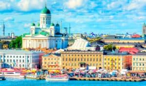 Visita Finlandia y sus lagos en verano