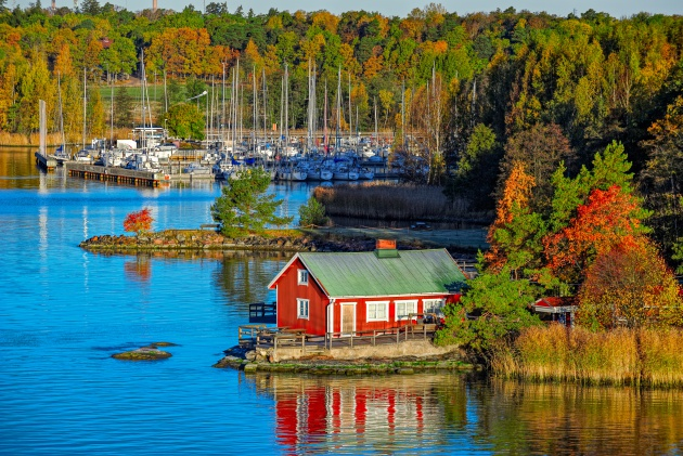 Visita Finlandia y sus lagos en verano 1