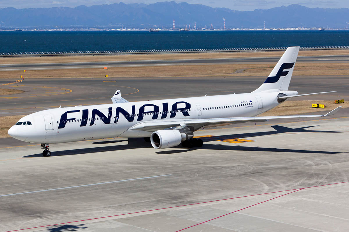 Finnair Facebook