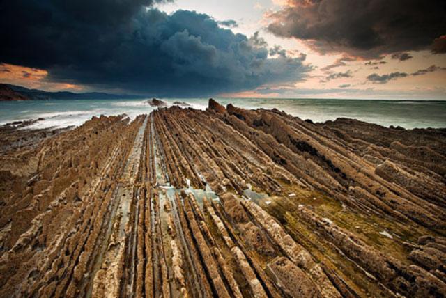 Playas de Zumaia en Juego de Tronos