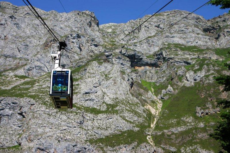 Visitar el Parque Nacional de los Picos de Europa. 5