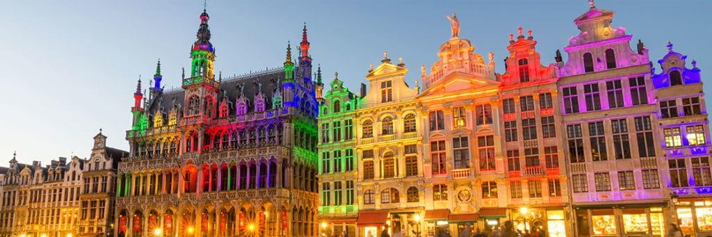 Viaja en tren por Francia, Reino Unido y Bélgica con el tren Eurostar 9