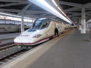 Historia del AVE en España, de la EXPO hasta nuestros días 2