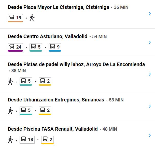 Estación de tren Valladolid Campo Grande. Como llegar, teléfonos y servicios 4