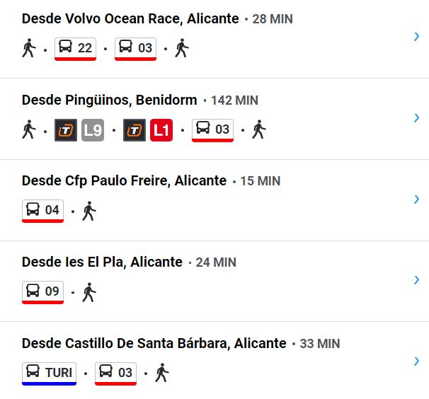 Estación de tren Alicante – Terminal. Como llegar, teléfonos y servicios 4