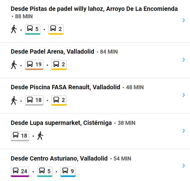 Estación de tren Valladolid Campo Grande. Como llegar, teléfonos y servicios 5