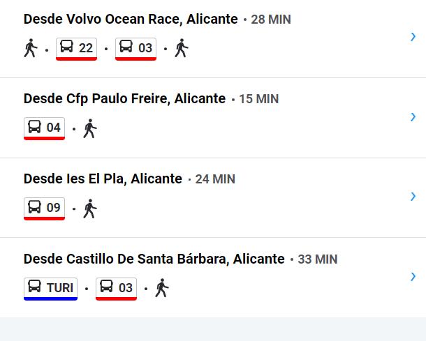 Estación de tren Alicante – Terminal. Como llegar, teléfonos y servicios 5