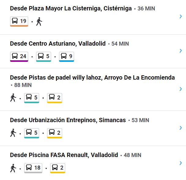 Estación de tren Valladolid Campo Grande. Como llegar, teléfonos y servicios 6