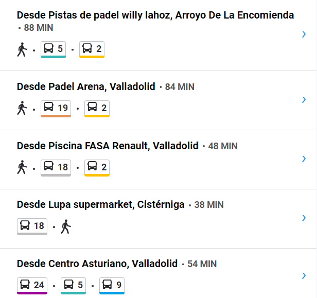 Estación de tren Valladolid Campo Grande. Como llegar, teléfonos y servicios 7
