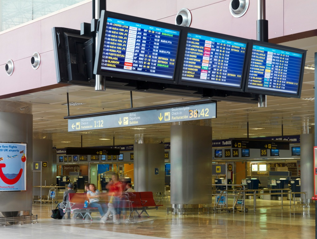 Aeropuerto de Tenerife Sur 3