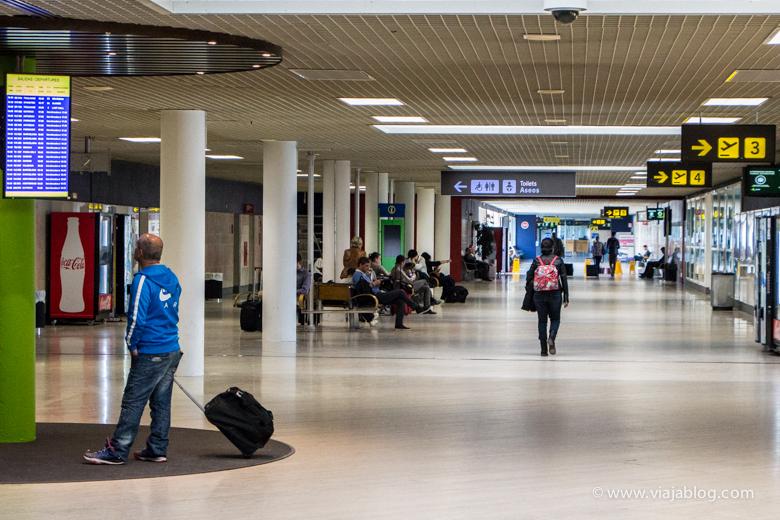 Aeropuerto de Sevilla San Pablo. 3