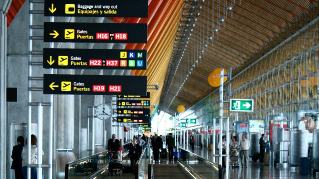 Aeropuerto de Madrid-Barajas 3