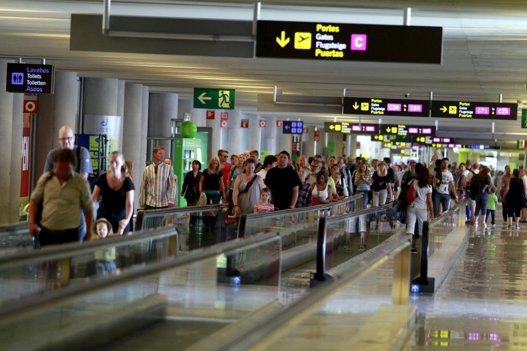 Aeropuerto de Palma de Mallorca 3