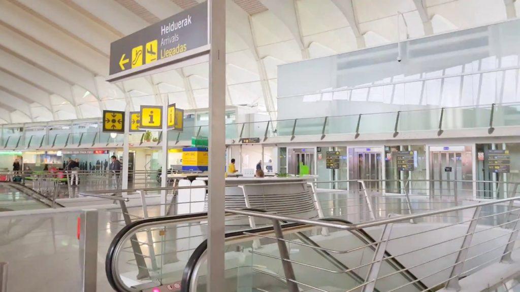 Aeropuerto de Bilbao 3