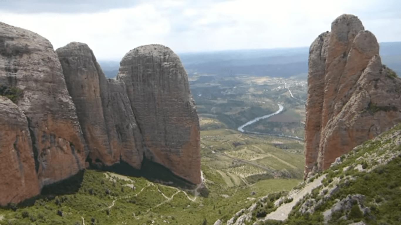 Descubre el tren Geológico del Prepirineo 4