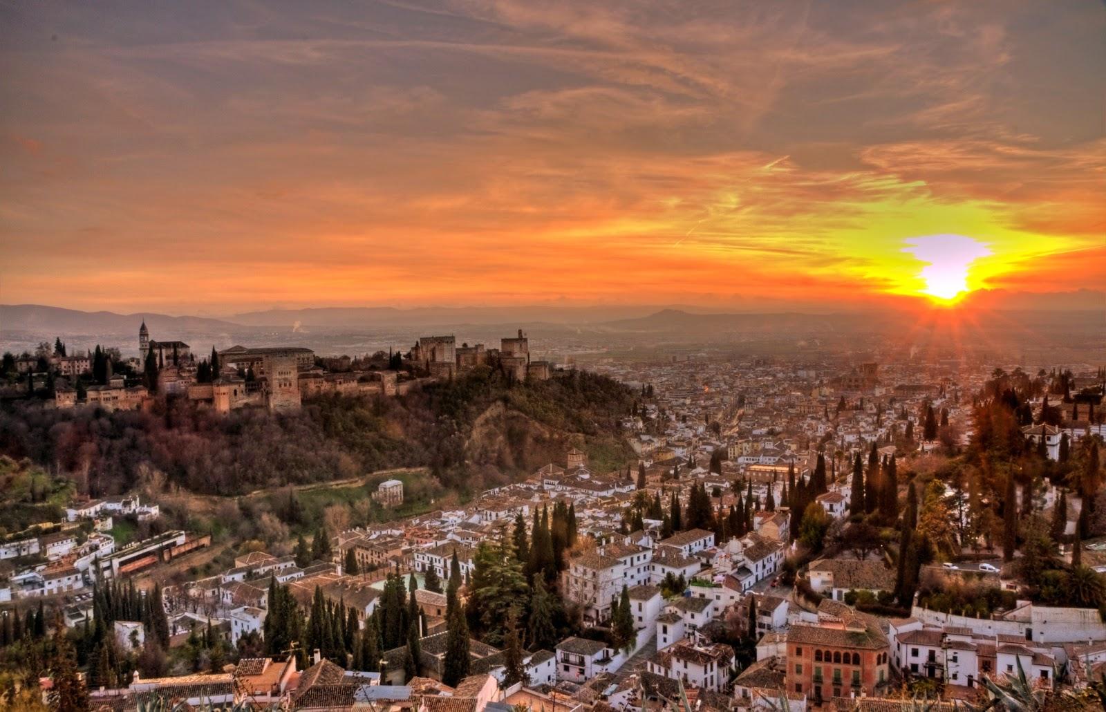 Las 10 mejores puestas de sol de España 1