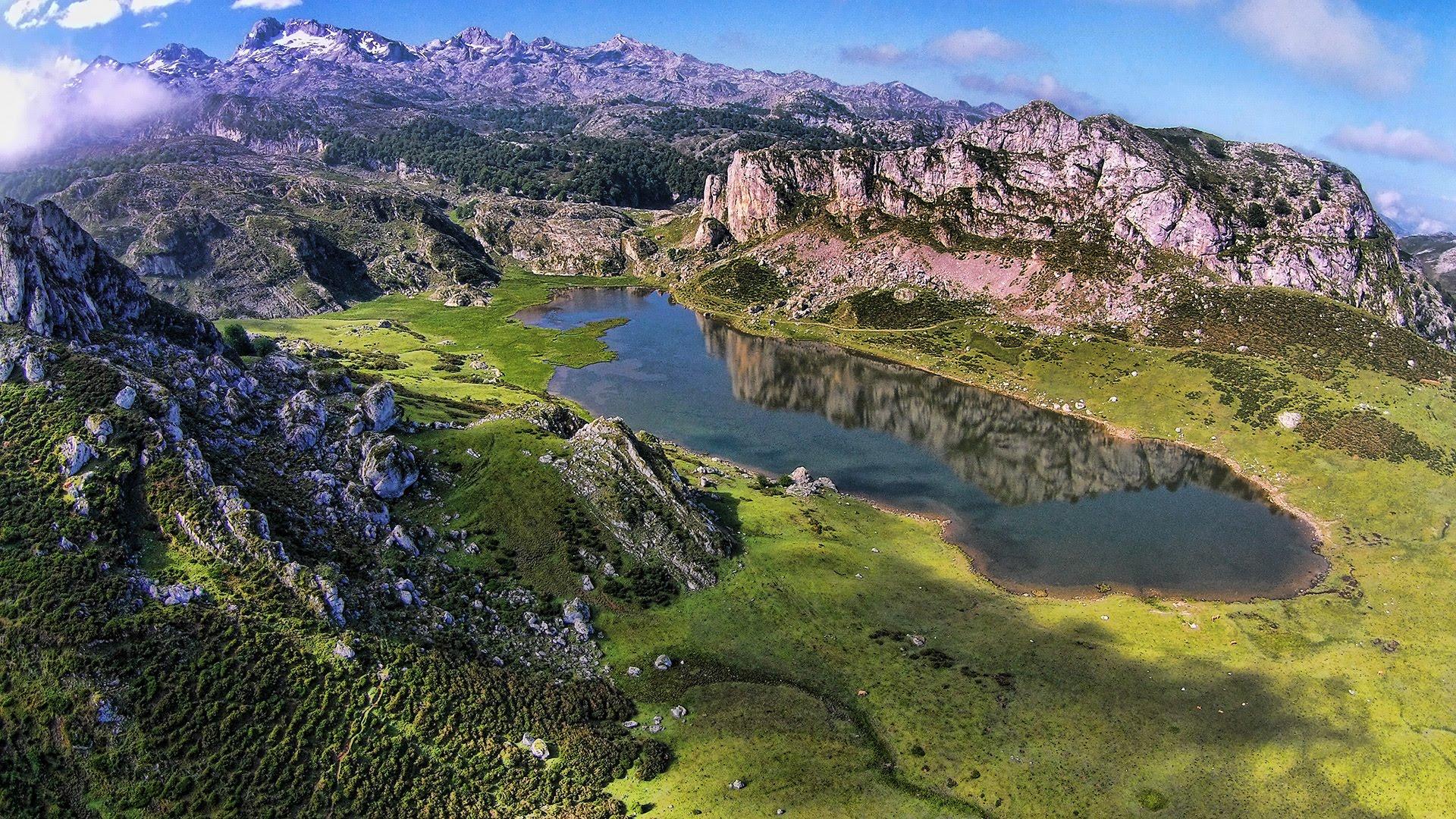 Visitar el Parque Nacional de los Picos de Europa. 2