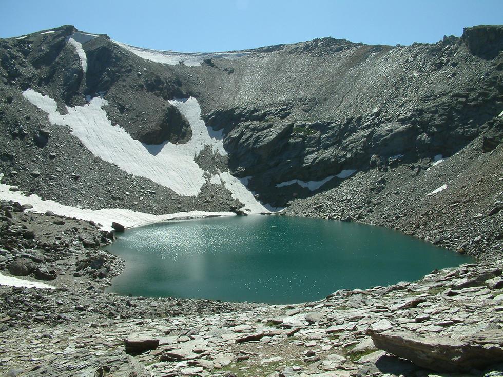 Visitar el Parque Nacional de Sierra Nevada. 3