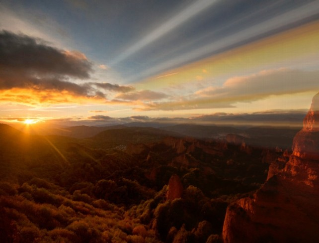 Las 10 mejores puestas de sol de España 2