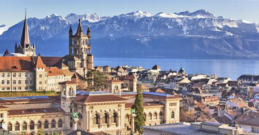 Conexión directa entre Francia y Suiza con los trenes Lyria 8