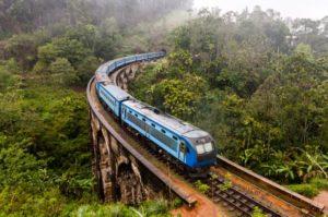 Los trenes AVE entre los medios de transporte que menos contaminan