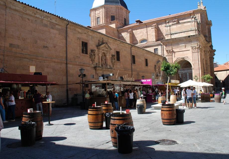 5 lugares para ir en tren o AVE y probar las mejores tapas en España. 4