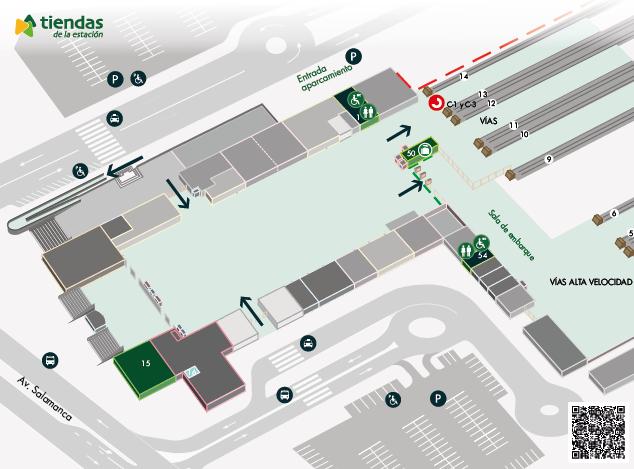 Estación de tren Alicante – Terminal. Como llegar, teléfonos y servicios 6
