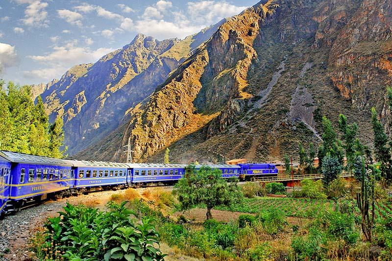 Tren a Machu Picchu y horarios de visitas ¿lo conocías? 3