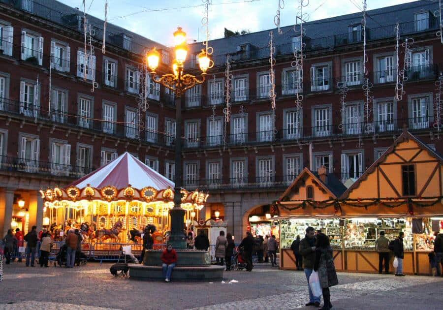 Los 6 mercadillos navideños más famosos del mundo. 7