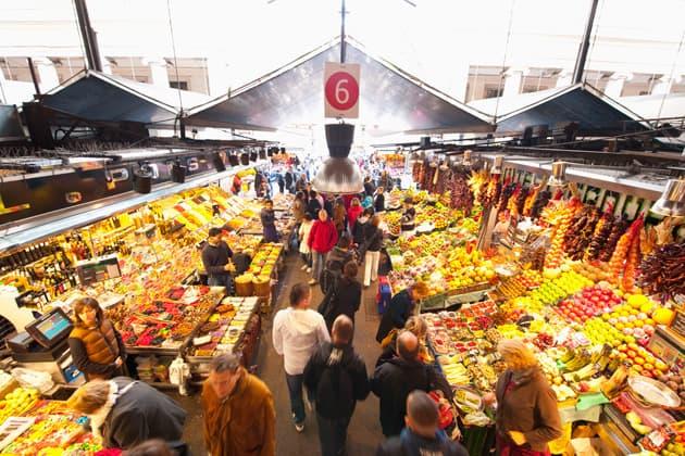 Los mejores mercados gastronómicos en España 5